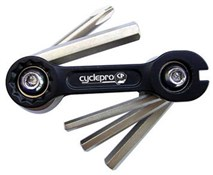 Cyclepro 6 in 1 Multi Tool