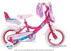Blush 12w Girls 2011 - Kids Bike
