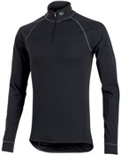 Transfer Zip Neck Long Sleeve Baselayer