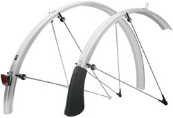 Commuter Reflective Mudguard Set