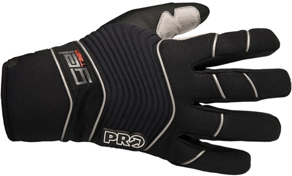 Pro Gel Team Winter Gloves With Gel Insert Palm