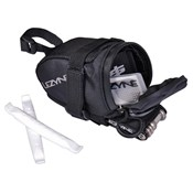 Lezyne Caddy Loaded Mountain / Road Bike / Cycle Seat / Saddle Bag