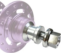 Product image for Halo Track Rear Axle 130mm Conversion