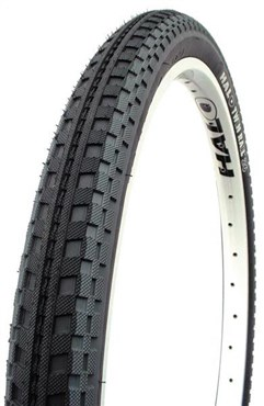 "Halo Twin Rail 26"" Dual Compound Jump Tyre"
