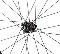 Red Metal 3 Rear Mountain Bike Wheel
