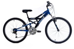 Dakota 24w 2010 - Junior Full Suspension Bike
