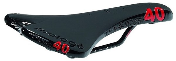 Image of Prologo Nago Evo TRI40 TS Saddle without Slide Control