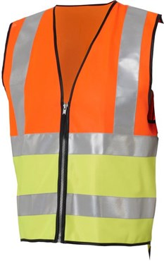 Image of Madison Hi Viz Reflective Kids Vest