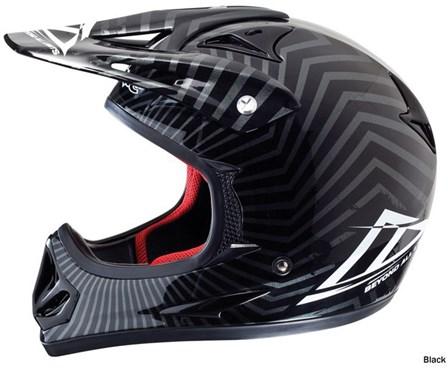 Image of Hotlines Kamikaze Venom Full Face Helmet