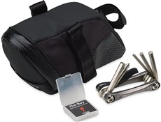 EMT Survival Kit Saddle Bag and Tool Set