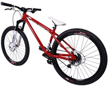 Omen 4X Hardtail 2011 - Jump Bike