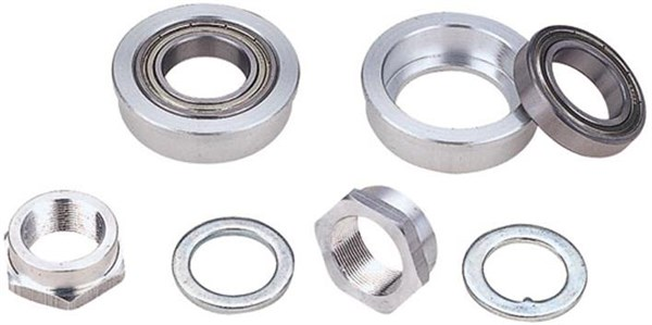 Image of Gusset 1-Piece Crank BMX Bottom Bracket