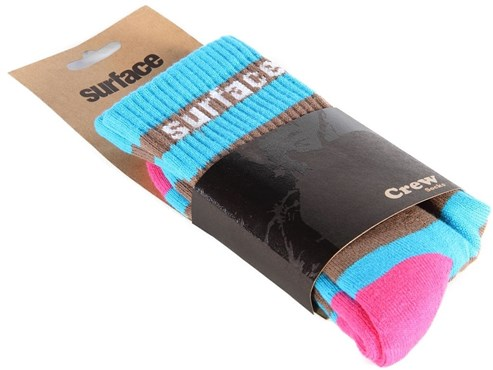 Surface Crew Stripe Sock