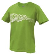 Product image for Altura Spark Bamboo Kids Tee 2014