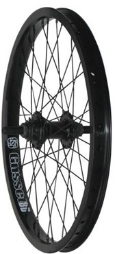 Gusset Black Dog Cassette Rear Wheel