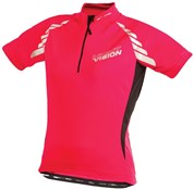 Night Vision Womens Short Sleeve Jersey 2014