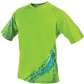 Altura Mayhem Bamboo Abstract Tee 2014