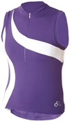 Spirit Womens Sleeveless Cycling Jersey 2013
