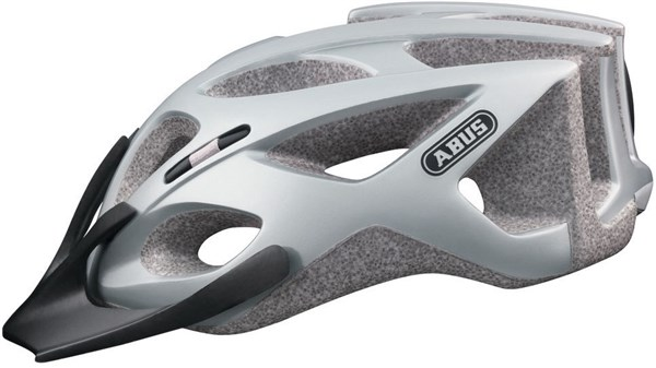 Image of Abus Win-R 2 MTB Cycling Helmet With Rear Mounted LED Light