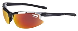 Pave Sunglasses With 3 Lenses