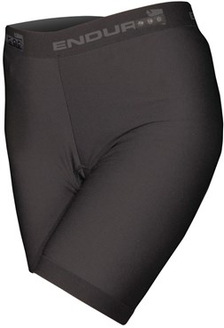 Endura Padded Clickfast Womens Liner Cycling Shorts AW17