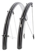RSP Reflective Full Length 700c Mudguard Set