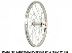 Product image for DiamondBack BMX Rear Wheel 3/8 inch nutted