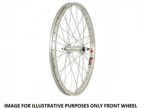 Image of DiamondBack BMX Rear Wheel 3/8 inch nutted
