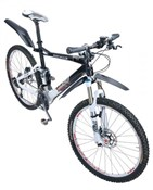 Topeak Defender M3 26 Quot Front Mudguard Tredz Bikes