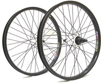 9T Cassette BMX Wheelset 14mm Rear 10mm Front BX32 Rims