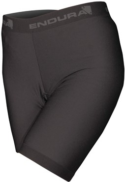 Image of Endura Womens Padded Cycling Liner Shorts AW16