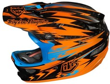 D3 Carbon Pinstripe Full Face Helmet
