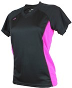 Gaia Womens Short Sleeve Mountain Bike Jersey