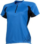 Sierra Womens Sort Sleeve Jersey