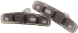 Translucent BMX Brake Blocks