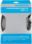 Product image for Shimano Road/MTB Brake Cable Set