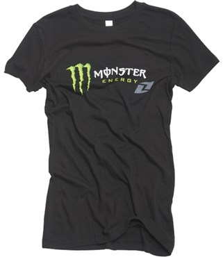 One Industries Monster Energy Girls Confusion Tee
