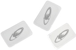 Clear Polyurethane Frame Patches - 6 Pack