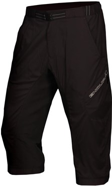 Image of Endura Hummvee Lite 3/4 Baggy Cycling Shorts SS16