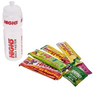 High5 750ml Drinks Bottle with Promo Gels