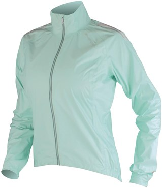 Image of Endura Photon Womens Waterproof Cycling Jacket SS16