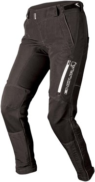 Image of Endura SingleTrack II Womens Cycling Trousers AW16