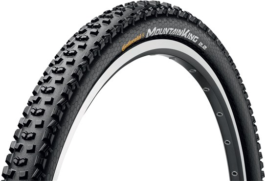 Image of Continental Mountain King II Off Road MTB Tyres