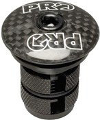 Carbon Expanding Threadless Stem Cap
