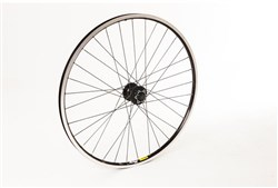 M Part Shimano 475 on Mavic XM317 - on Double Butted DT Swiss Spokes