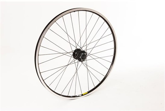 M Part Shimano 475 on Mavic XM317 -on Double Butted DT Swiss Spokes
