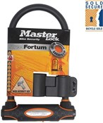 Master Lock Street Fortum Sold Secure Bicycle Gold D-Lock