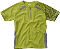 Flux All Mountain Womens Short Sleeve Jersey