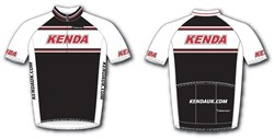 Kenda Race Short Sleeve Cycling Jersey