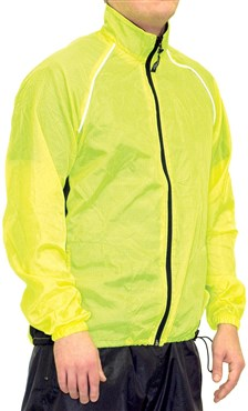 Outeredge Lightweight Shower Proof Cycling Jacket